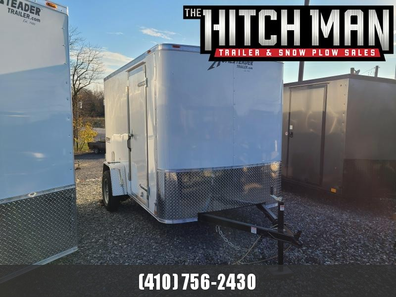 6 x 10 Homesteader Fury Enclosed Cargo Trailer 3k