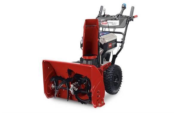Toro 39926 Power Max 60v Cordless e26 (2 x 7.5ah battery) Snow Thrower