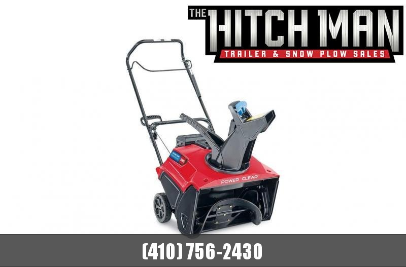 Toro 38752 Power Clear 721R Single Stage Snow Thrower