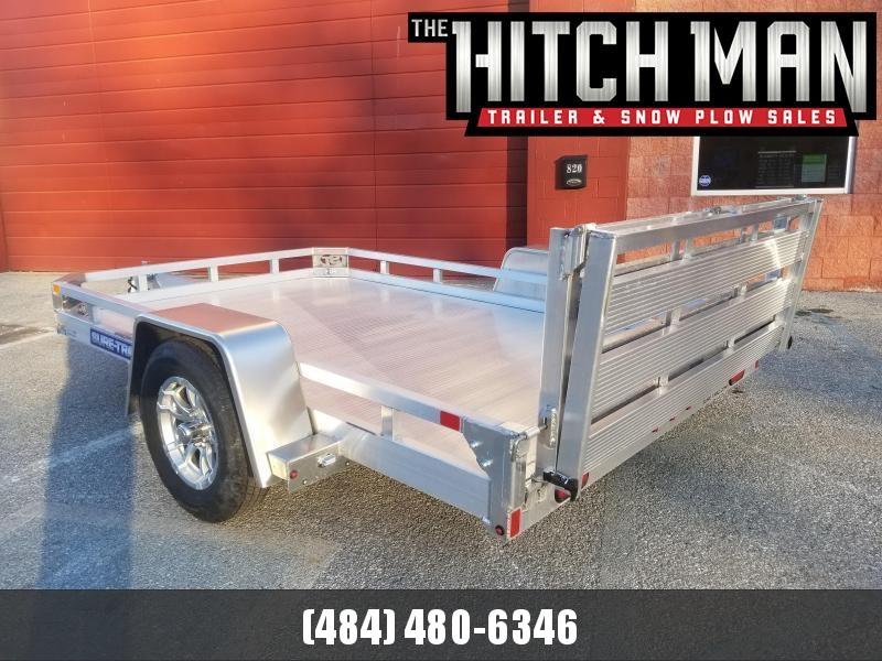 7 x 10 Sure Trac Aluminum Low Side Utility  3k