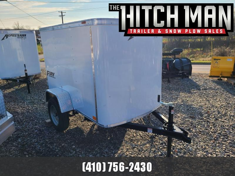 4 x 8 Homesteader Fury Cargo Trailer 2k