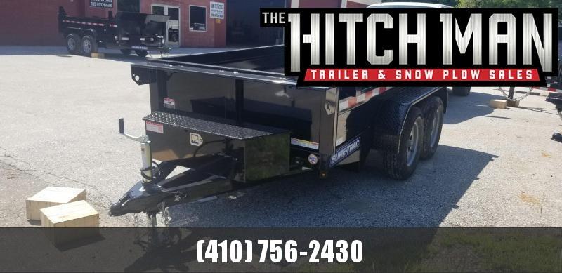 5 x 10 Sure-Trac Low Profile Homeowner Dump 7k