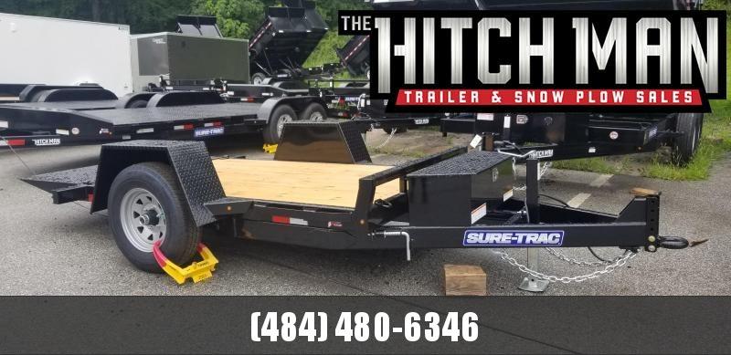 62in x 10 Sure-Trac Tilt Bed Equipment 6K