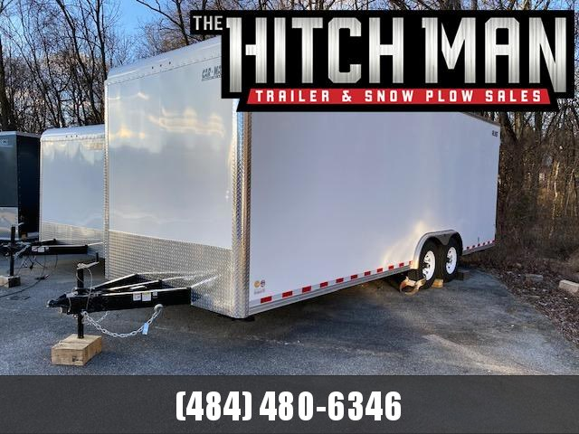 8 x 24 Car-Mate Custom Cargo 14k Enclosed Cargo Trailer