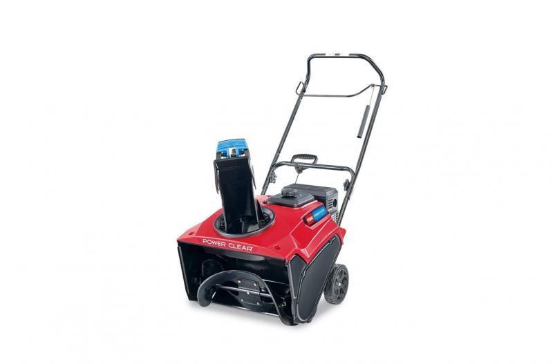 Toro 38743 Power Clear 721 QZR Snow Thrower