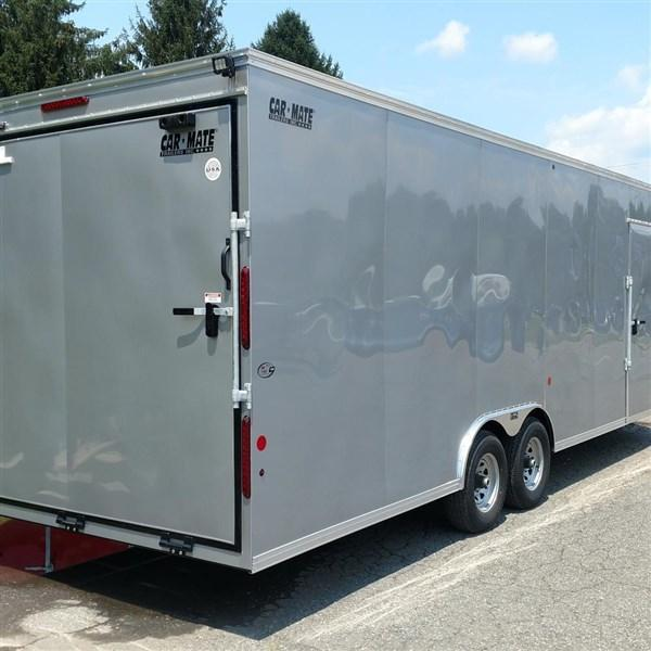 Car-Mate 8.5 x 24  Advantage Custom Car Hauler 10k