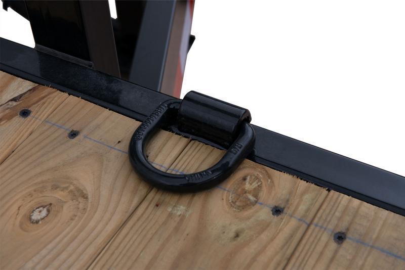 7 x 18 Sure-Trac Equipment Trailer  16k