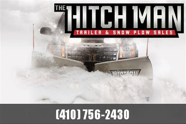 Western MVP3 Stainless Steel Snow Plow
