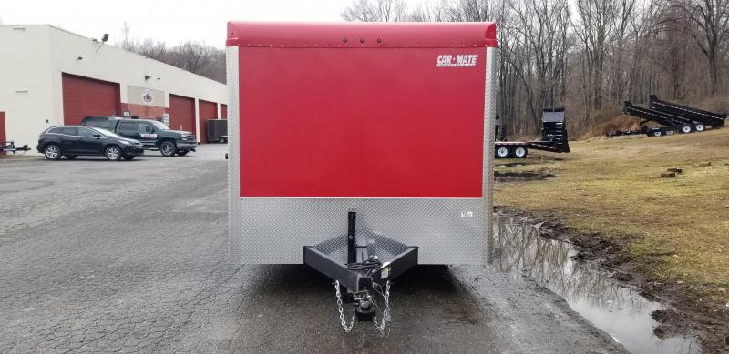 Car-Mate 8 x 20 Commercial Landscaper Cargo 10k