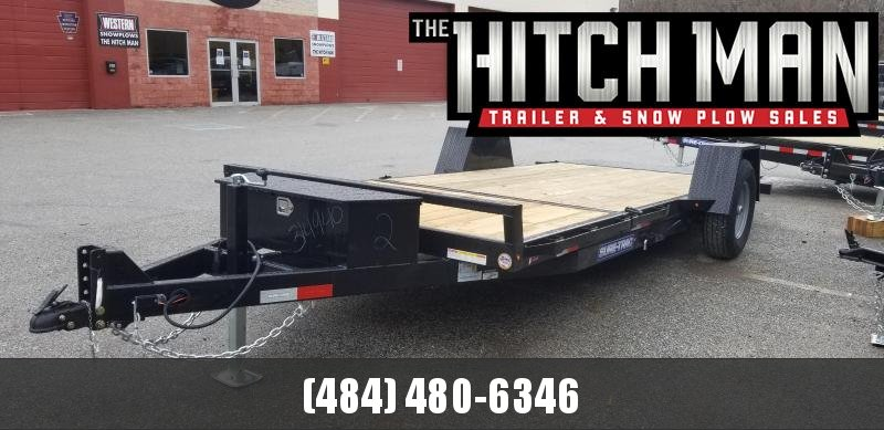 78in x 12+4 Sure-Trac Single Axle Tilt Bed 7.8k