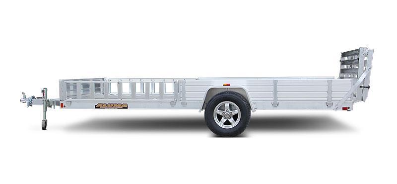 "6'9"" x 14 Aluma 8114  Utility Trailer 3k"