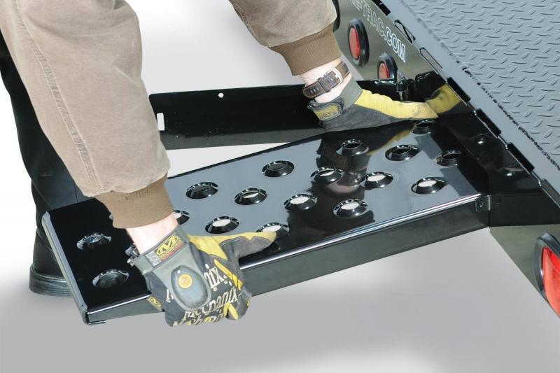 7 x 20 Sure Trac Steel Deck Car Hauler 10k