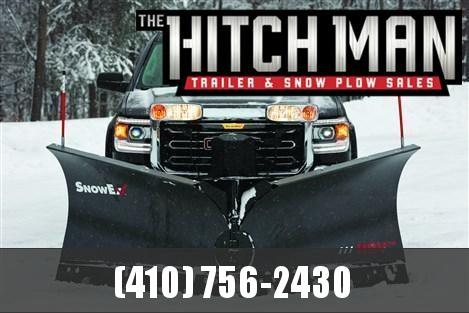 SnowEx Heavy Duty V-Plow (HDV)