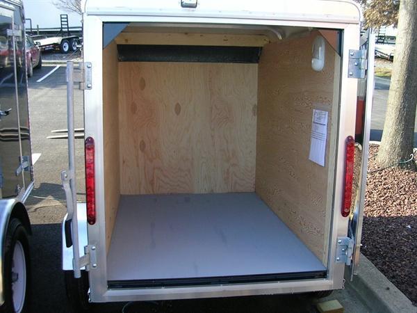 Car-Mate 4 x 6 Custom Cargo 2k