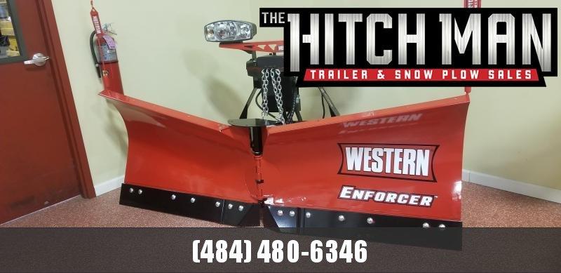 Western Enforcer 1/2 ton V-Plow