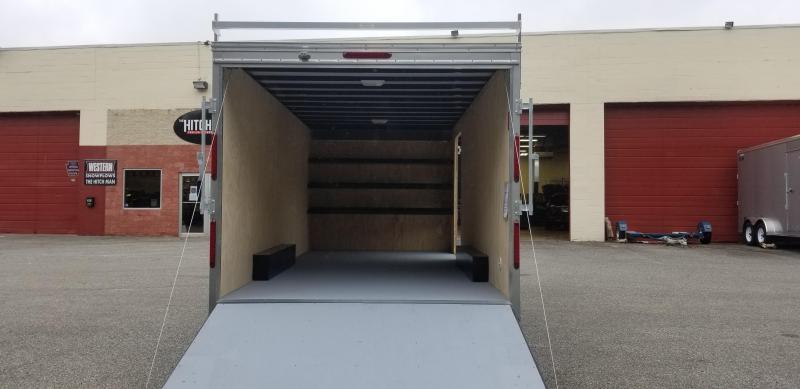 2021 Car Mate Trailers CM818CC-HD Enclosed Cargo Trailer
