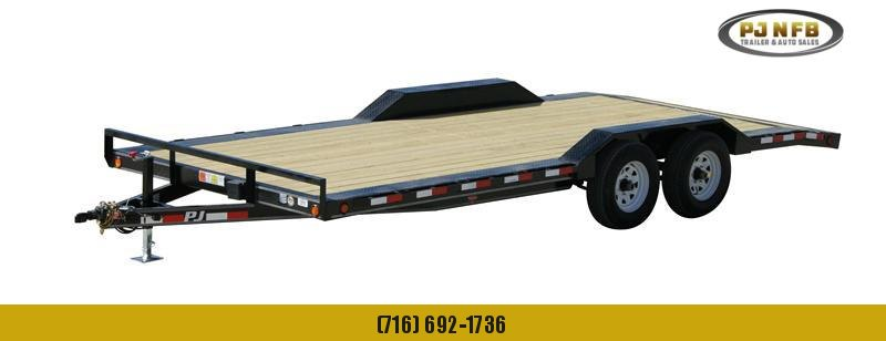 "2021 PJ Trailers 20'x5"" Channel Buggy Hauler Trailer"