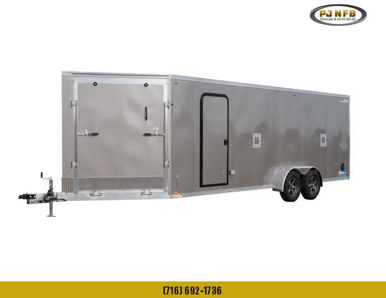 2022 Legend Trailers 7X23TSTA35 Snowmobile Trailer