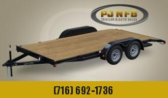 2021 Quality Trailers econ-aw Car / Racing Trailer