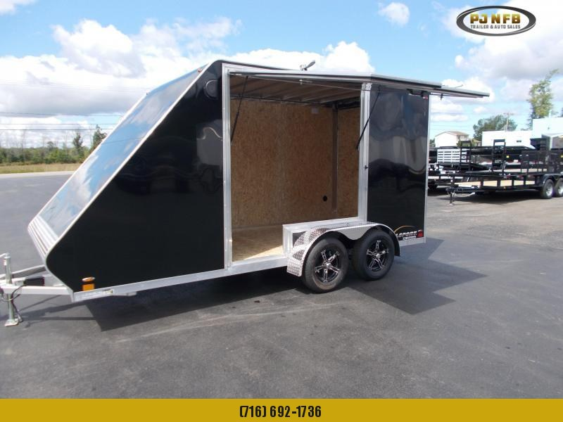 2021 Legend Trailers 7X17ASTA35 ATV Trailer