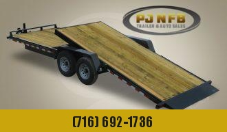 "2021 Quality Trailers 82"" x 22'6"" Professional Grade Bumper Pull Tilt Equipment 15K Equipment Trailer"