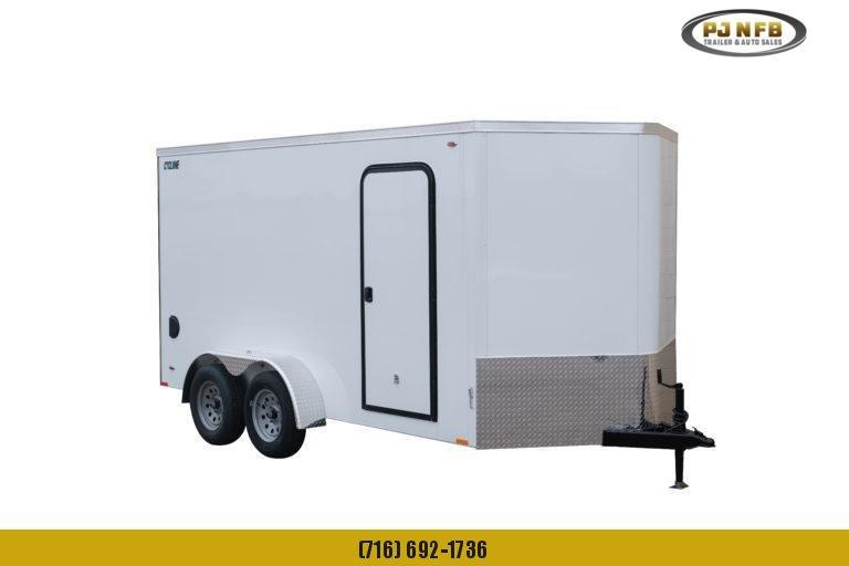 2020 Legend Trailers stvt7x18 Enclosed Cargo Trailer