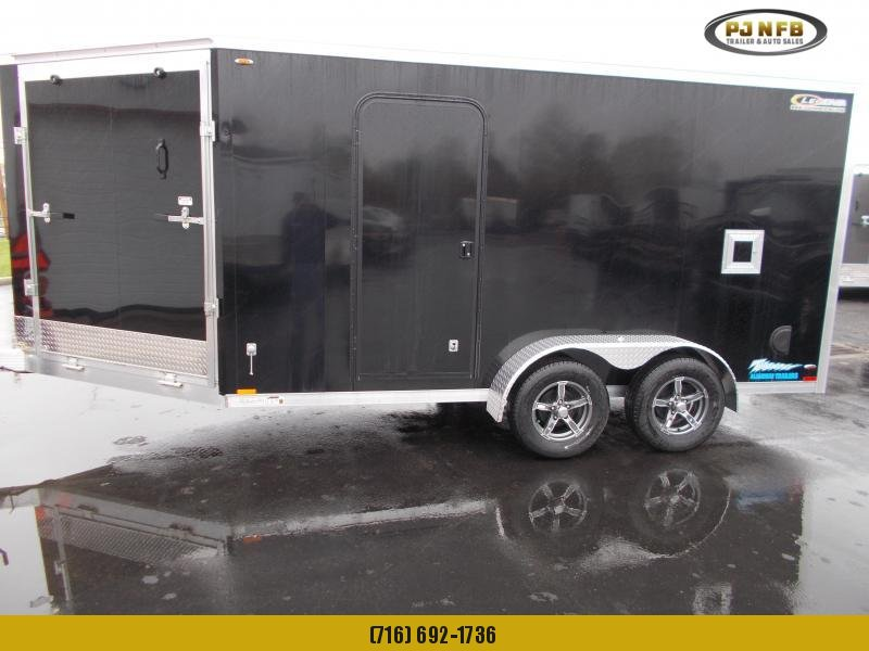 2022 Legend Trailers 7X19TSTA35 Snowmobile Trailer