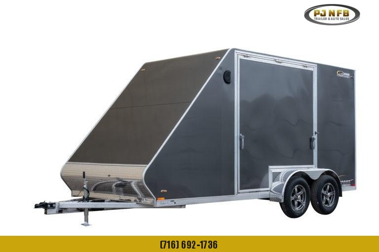 2022 Legend Trailers 717asta35 Snowmobile Trailer