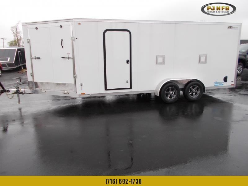 2022 Legend Trailers 719TSTA35 Snowmobile Trailer