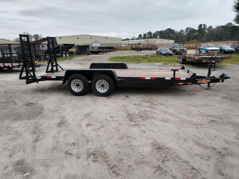 2020 Down 2 Earth Trailers dte8220er7b Equipment Trailer