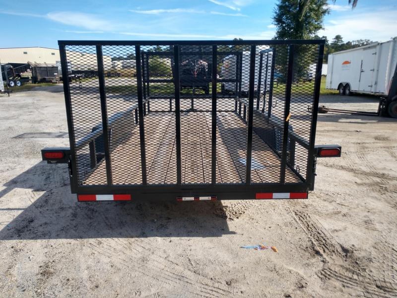 2019 Down 2 Earth Trailers dte8216ut3.5b Utility Trailer