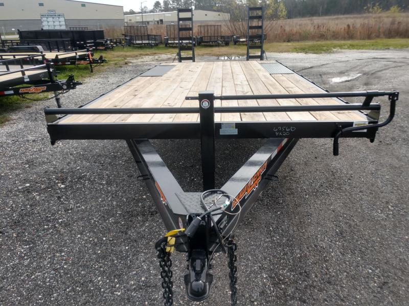 2019 Down 2 Earth Trailers dte820do7b Equipment Trailer