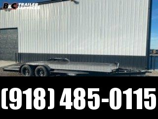 2021 Other 2021 HP MFG ELITE SERIES 20' CAR HAULER Car / Racing Trailer