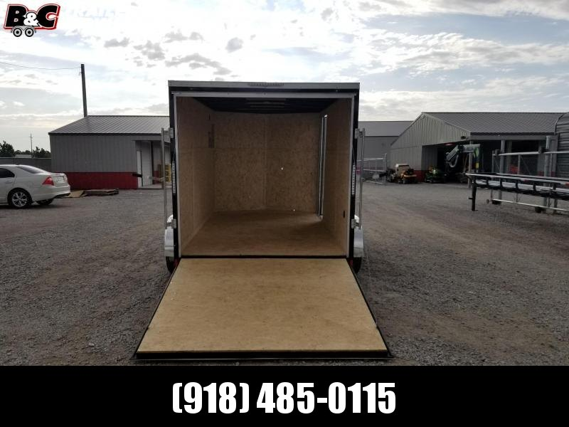 2021 Pace American PACE AMERICAN 6X12 SA ENCLOSED TRAILER Enclosed Cargo Trailer