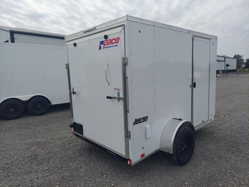 2021 Pace American PACE AMERICAN 6X10 SA ENCLOSED TRAILER Enclosed Cargo Trailer