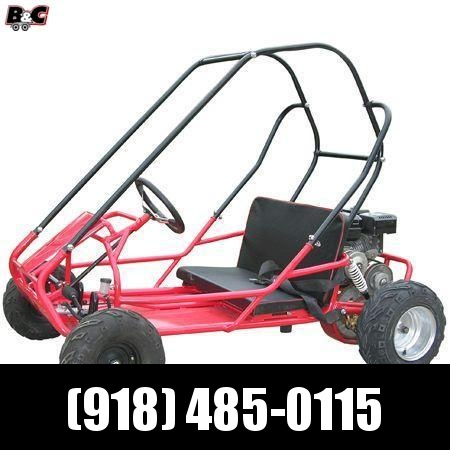 2021 Trail Master 200XRS GOCART Other