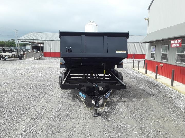 2020 Top Hat Trailers 2020 TOP HAT 77X12 DUMP TRAILER Equipment Trailer