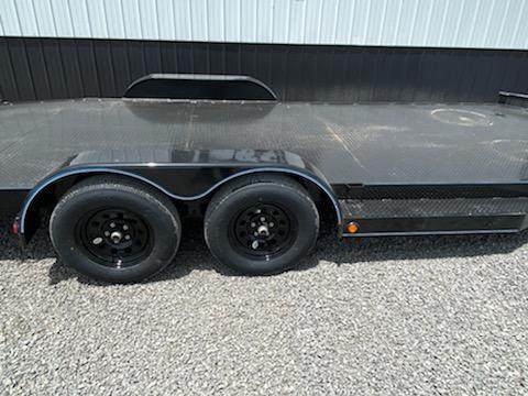 2021 Top Hat Trailers NEW 20X83 ALL STEEL CAR HAULER Car / Racing Trailer