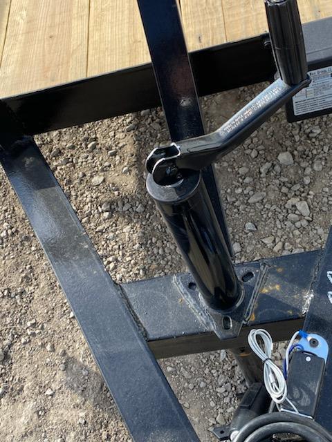 Longhorn Trailers 77X18 4' GATE Utility Trailer