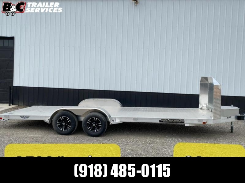 2020 Aluma 8220 ANNIVERARY EXECUTIVE Car / Racing Trailer