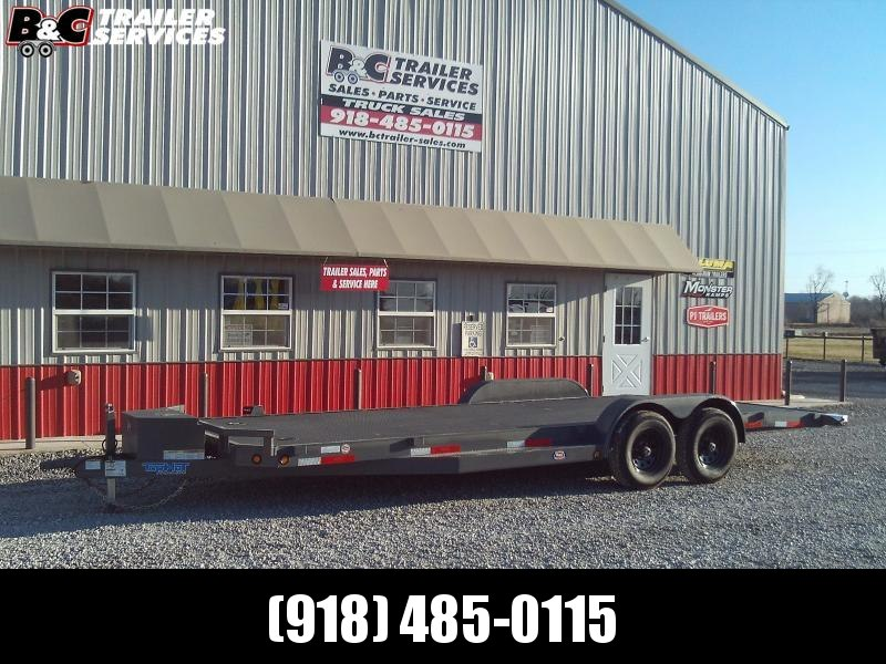 2020 Top Hat Trailers 22X83 3500# Car / Racing Trailer
