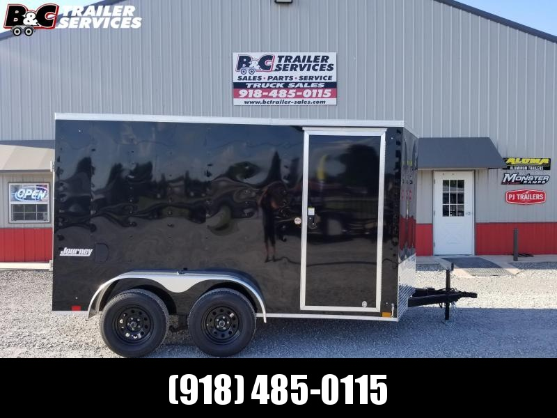 2021 Pace American NEW 2021 6X14 V NOSE PACE AMERICAN ENCLOSED CARGO TRAILER Enclosed Cargo Trailer