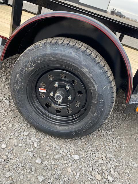 New Longhorn Trailers 77 X12 Tilt Utility Trailer