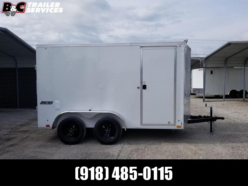 2021 Pace American NEW 2021 PACE AMERICAN 6X12 +  V NOSE ENCLOSED CARGO TRAILER