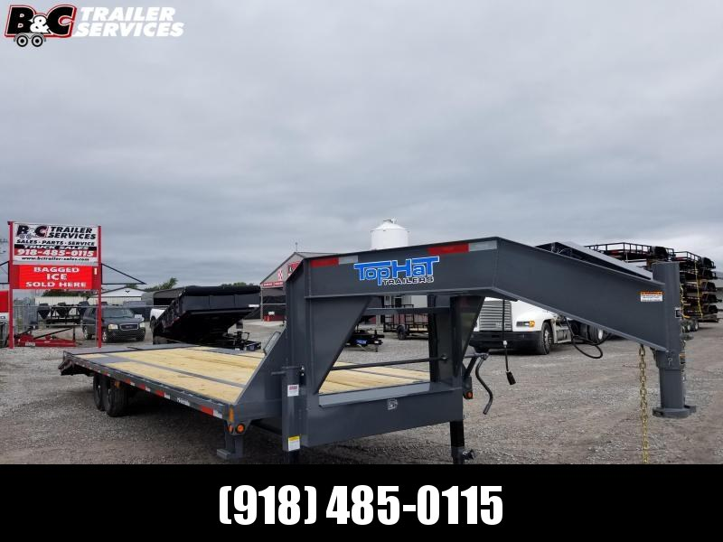 2020 Top Hat Trailers 25+5 Equipment Trailer