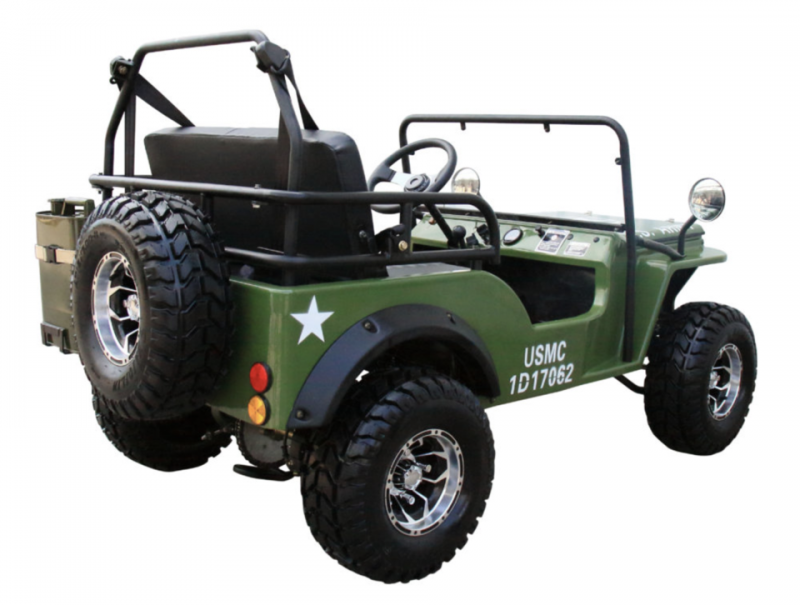 2021 Other COOLSTER GK-6125A CHALLENGER JEEP Motorcycle (Dirt / Motocross)