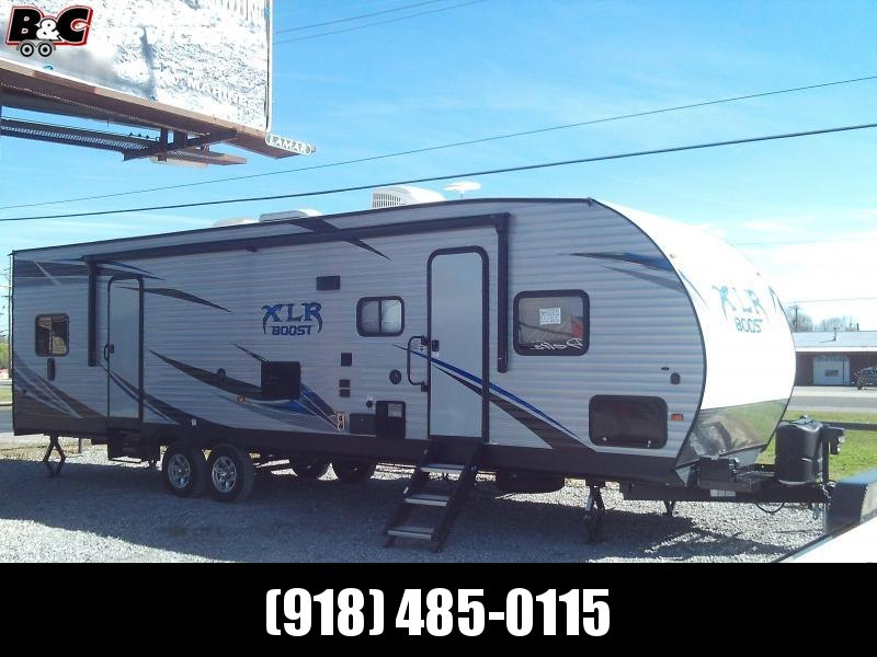 2019 Forest River Inc XLR NEVER USED 2019 XLR BOOST 29QBS Toy Hauler RV