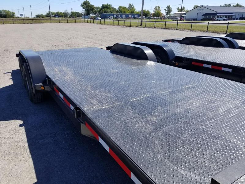 2020 Longhorn Trailers 20X83 STEEL CAR HAULER Car / Racing Trailer