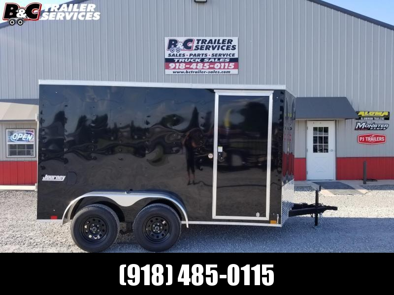 2021 Pace American NEW 2021 6X12 + V NOSE PACE AMERICAN ENCLOSED CARGO TRAILER Enclosed Cargo Trailer