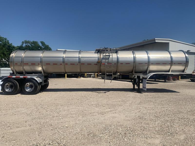 1999 Polar 6700 Gallon Stainless Steel Tank Trailer Tanker